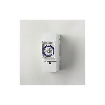 Finder Serie 12 – Interruttore orario Diario 1 contatto deviatore 16 A 230 Vac 120182300000