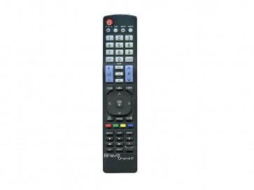 Bravo! Original 2 Telecomando per TV LG, Nero