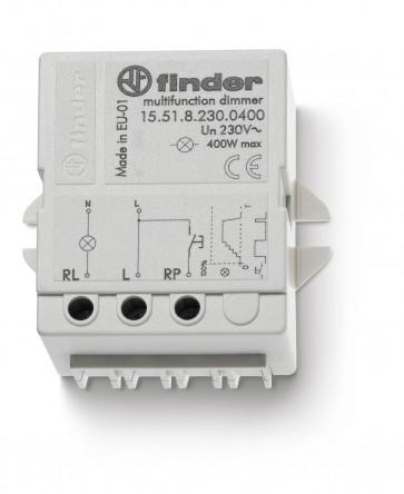 Finder Series 27 Series 27 1 NA 230 V AC