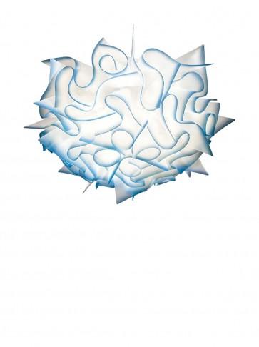 Slamp Lampada Parete/Soffitto Veli celeste 53 cm