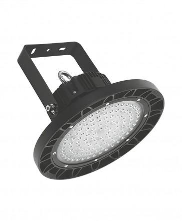 LEDVANCE High Bay LED 120 W Faro LED a Nero – proiettori a LED, Bianco freddo, i, IP65, ik08, Nero