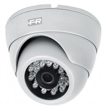 Fracarro telecamera di videosorveglianza 918308 CDIR-A 3,6 DOME 24IR 3,6MM AHD 720