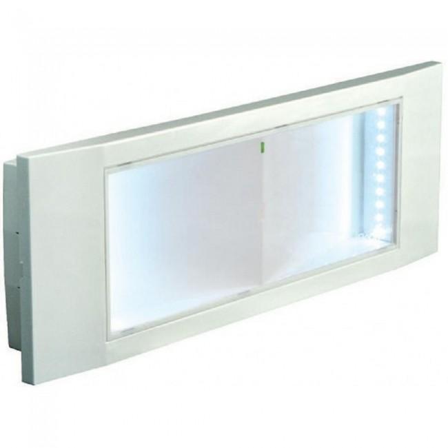Schema Elettrico Per Tubi A Led : Schema elettrico lampada di emergenza a led circuito