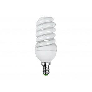 KIT 100 LAMPADINE A RISPARMIO ENERGETICO LEUCI 15W LUCE BIANCA COD. 492271.0101N/100