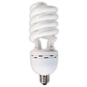 KIT 10 LAMPADE A RISPARMIO ENERGETICO 55W LUCE BIANCA COD. 5455108