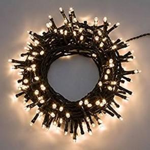 300 MINILUCCIOLE A LED SUNNY PER ESTERNO MT. 13.5+5 J630.20300.LD