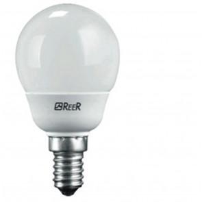 LAMPADA FLUORESCENTE REER E14 13W 6500K 5455431