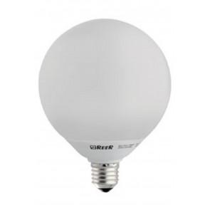 LAMPADINA REER 20W RISPARMIO ENERGETICO LUCE CALDA COD. 5455405