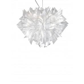 Slamp Lampada a Sospensione Veli opal 190 cm
