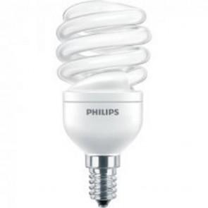 LAMPADINA PHILIPS A RISPARMIO ENERGETICO 15W LUCE CALDA COD. TORN15WW
