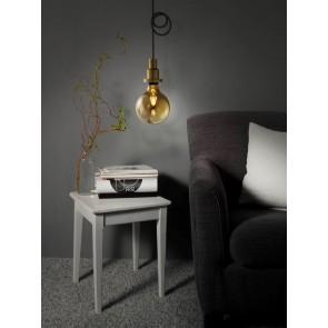 LAMPADA VINTAGE 7W LUCE CALDA VETRO AMBRA OSRAM L1906DG9550824