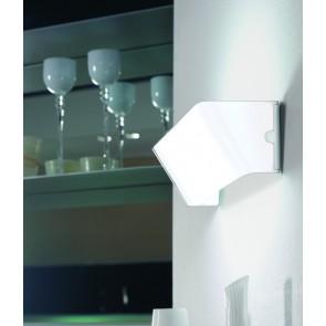 lampada a parete lucente bright-a3 T306-16 Bianco